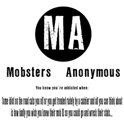 Product picture Mobsters Anonymous